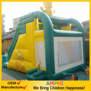 Tweety Animals Slide Inflatable Slide for Kids Play pictures & photos