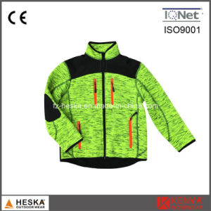 Kids Outdoor Polar Fleece Children Safety Jacket pictures & photos