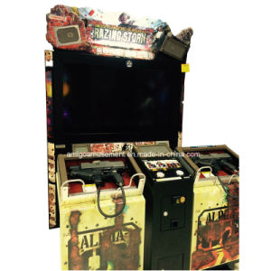 """Paradise Lost 42"""" LCD Video Shooting Arcade Game Machine pictures & photos"""