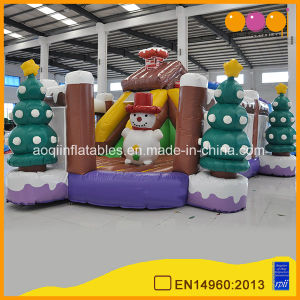 Christmas Inflatable Decoration Inflatable Snowman Fun City Inflatable Christmas Tree Bouncer (AQ1344-4) pictures & photos