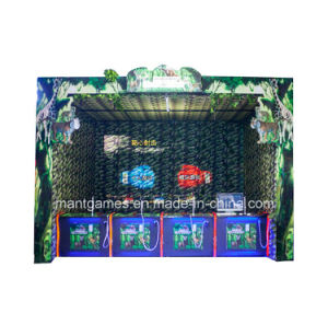 Top Quality Indoor Coin Operated Game Machine Forest Jungle Hunting Hero Shooting Manufacturer pictures & photos