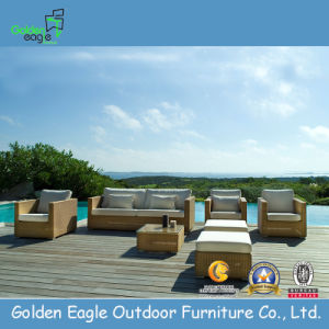 7 Piece High Quality Outdoor Rattan Sofa Set