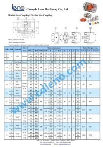 Flexible Steel Gear Coupling for Gear Pump pictures & photos