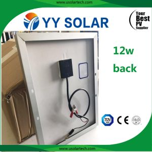 Mini 12W Poly Solar Panel with Best Price pictures & photos