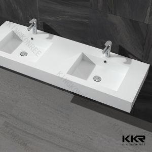 Modern Sanitary Ware Bathroom Wall Hung Basin pictures & photos