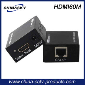 800mA 60m CCTV Video Extender Over Cat5e/6 (HDMI60M) pictures & photos