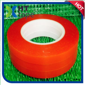 Electronics Industry Double Sided Red Pet Tape pictures & photos