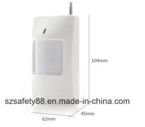 Wireless/Network Burglar Alarm Infrared Infrared Detector pictures & photos