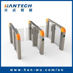 Pedestrian Swing Gate with Cardback System pictures & photos