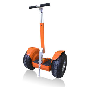 2000W off Road 2 Wheel Electric Balance Kick Scooter pictures & photos