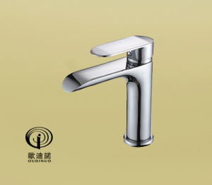 Brass Material Basin Faucet &Mixer with Chrome Plated 70071 pictures & photos