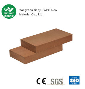 Exterior Green Material WPC Flooring Decking pictures & photos