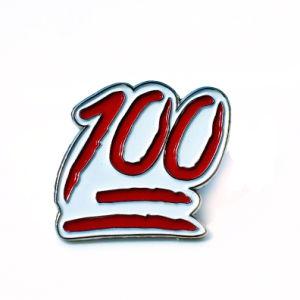 Wholesale Custom Logo Metal Lapel Pins pictures & photos