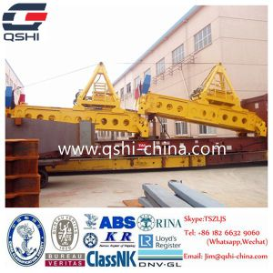 Hydraulic Automatic Telescopic Container Spreader for Gantry Crane pictures & photos