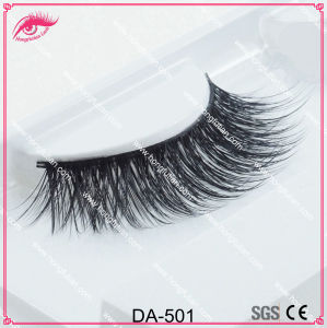 Hot Sale Makeup 3D Artificial Mink Eyelashes pictures & photos