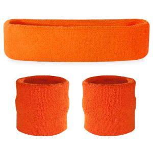 Custom Cheap Three-Piece Sweatband and Handband pictures & photos