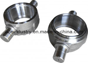 CNC Lathe Machine Parts with Polishing Treatment pictures & photos