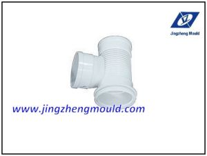 PVC silence Tee Fitting Mould pictures & photos
