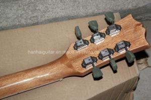 Hanhai Music / Sky Blue Lp Style Electric Guitar pictures & photos