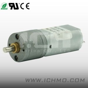 DC Gear Motor (20mm) with Cutting Gears pictures & photos