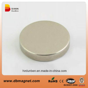 Super Cylinder Permanent Neodymium Magnets N35 pictures & photos