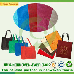 100% Polypropylene/ PP Nonwoven Fabric for Shopping Bags pictures & photos