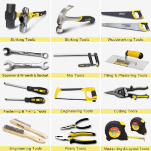 Hand Tools Cutter Utility Scissor with Heavy Duty Blades S/S pictures & photos