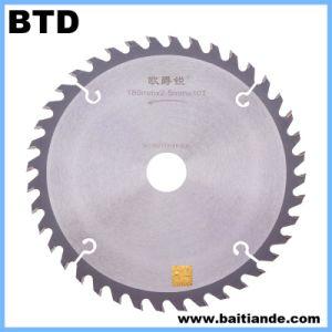 T. C. T Circular Saw Blade for Cutting Ferrous Metal