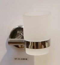 High Quality Bathroom Hardware Cup Holder (WY-03-02)
