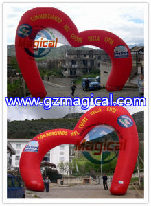 Advertising Inflatable Wecome Arch for Event Wedding pictures & photos