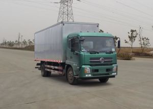 Dongfeng 4*2 Chinese Brand Van Truck for Hazardous Article pictures & photos