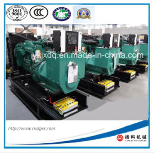 Three Phase 100kw/125kVA Diesel Generator Set with Cummins Engine pictures & photos