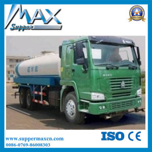 China Top Brand Water Tank Truck/Water Truck Dimensions pictures & photos