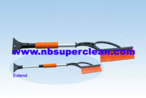 Telescopic Aluminium Handle Car Snow Brush (CN2271) pictures & photos
