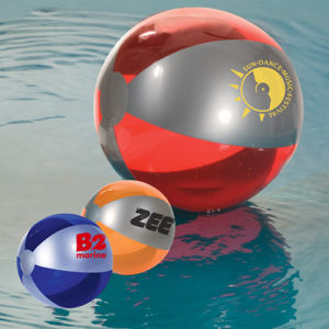 Promotional PVC Inflatable Beach Ball pictures & photos