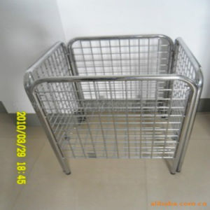 Metal Wire Retail Display Shelf for Supermarket Display pictures & photos