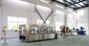 Automatic Pet Bottle Still Water Production Factory pictures & photos