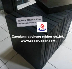 Laminated Rubber Bridge Bearing Pad pictures & photos