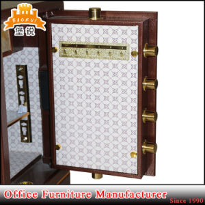 Electronic Wall-Hidden Safe Box for Home and Office in USA pictures & photos