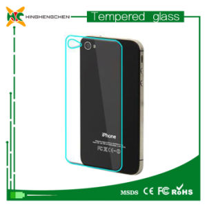 Hot Tempered Glass Screen Protector for iPhone 4 pictures & photos