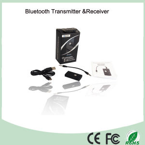 Wireless Portable Bluetooth 2 in 1 Receiver and Transmitter (BT-010) pictures & photos