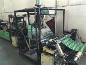 Second Hnad Multifunction Pouch Laminated Bag Making Machine pictures & photos