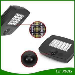 Solar Lights 30 LED Garden Lamp Solar Spotlight Infrared Outdoor Lighting Adjustable Garage Light pictures & photos