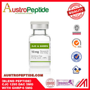 Cjc-1295 Dac, Ghrp-2 10mg (Blend) Peptide Cjc1295 USA Sweden UK