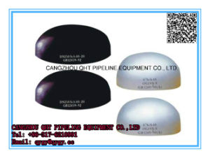 A335 P11 P12 P22 Alloy Steel Fittings Pipe Caps pictures & photos