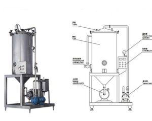Vacuum Deaerator Machine for Juice and Tea pictures & photos