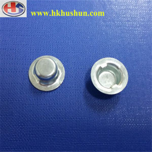 Stamping Sheet Nickel Plating Spring Contact (HS-BC-036) pictures & photos