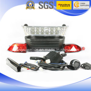 """Club Car Precedent 04""""-up LED Deluxe Light Kit pictures & photos"""