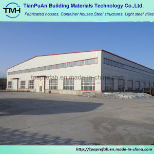 Prefabricated Multi Stories Workshop Office Steel Structure pictures & photos