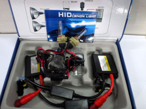 AC 55W 5202 HID Xenon Lamp HID Kit with Slim Ballast pictures & photos